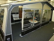 Trailer Tent Showroom 2