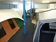 Trailer Tent Showroom 3