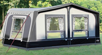 Camptech Eleganza DL Seasonal Awning - Caravan Awnings
