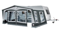 Dorema Exclusive XL 300 - Caravan Awnings