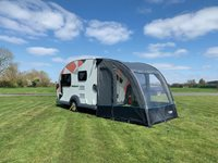 Westfield Outdoors Lynx Travel Smart 200 (Swift Basecamp Awning) - Air Awnings