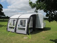 Clearance Awnings Kampa Rally Air Pro 330 - 2016 Model - Rally Air Pro
