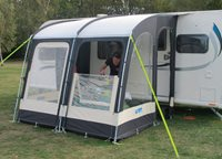 Kampa Rally Pro 260 - Caravan Porch Awnings