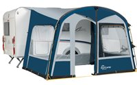Dorema Caravan Sprinter - Caravan Porch Awnings