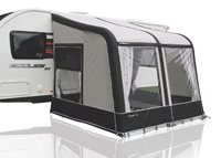 Clearance Awnings Bradcot Aspire AiR 260 - 2015 Model - Caravan Porch Awnings