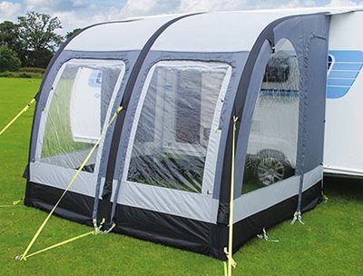 Clearance Awnings Kampa Rally Air 260 (2014 Model)