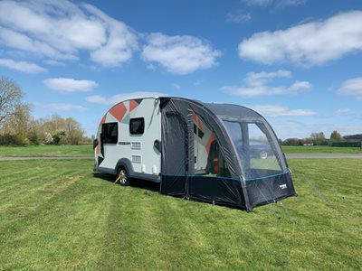 Westfield Outdoors Lynx Travel Smart 200 (Swift Basecamp Awning)