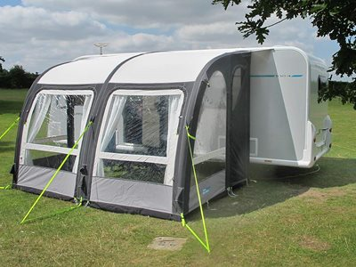 Clearance Awnings Kampa Rally Air Pro 330