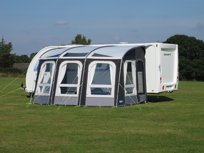 Kampa Rally Ace 400
