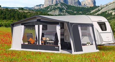 Inaca Sintra 250 Caravan Awning For Sale