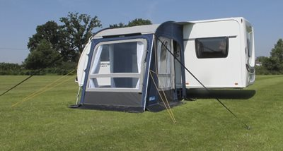 Clearance Awnings Kampa Rally All Season 200 - 2015 Model
