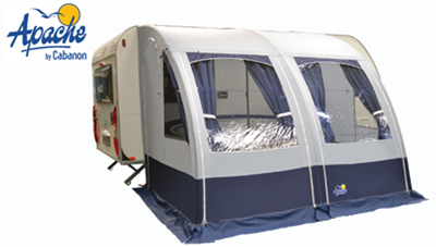 Apache Milano Caravan Porch Awning For Sale