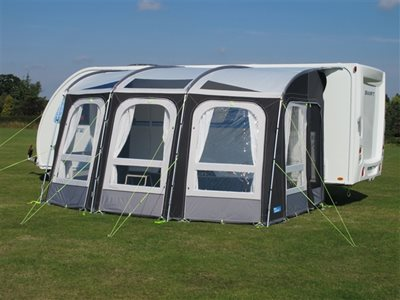 Clearance Awnings Kampa Rally ACE 400 - 2015 Model