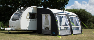 Kampa Caravan Rally Air Pro 330 Series 4