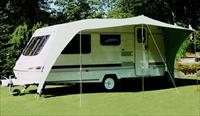 NR Sun Canopy. Caravan Sun Canopies & Camptech AirDream Lux 400 | Air Awning For Sale