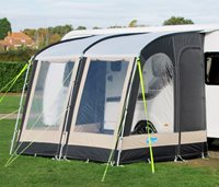 Clearance Awnings Kampa Rally Pro 260 - 2014 Model - Rally Pro