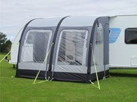 Clearance Awnings Kampa Rally Air 260 (2015 Model) - Rally Air