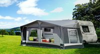 Inaca Sands 250 Silver - Caravan Awnings