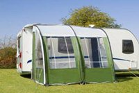 BCC Clearance Porch Awnings Royal Windsor 260 - Caravan Porch Awnings